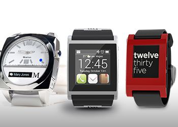 The Apple Smartwatch's Top Competition