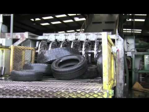 http://www.ecobold.com/tire-recycling-company-west-coast-rubber-recycling/ West Coast Rubber teaches and shows you how a tire recycling company works. A frie...