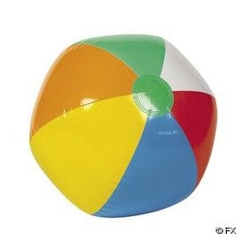 Beachball - large and small
