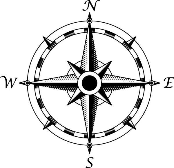 compass stencil design - Google Search