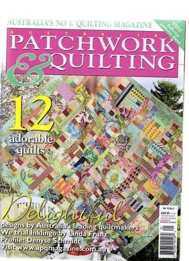 2007  63 pages plus patterns  series quilts--mystery quilt part 1 and sampler in the stars part 2