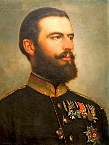 THE KING H.M. Carol I King of Romania (1839-1914)