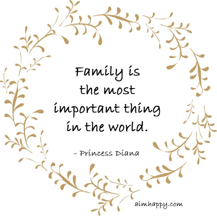 40 Family #Quotes to Inspire Togetherness » Aim Happy