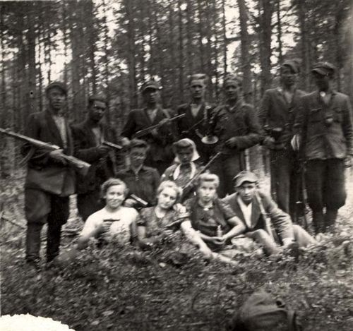 Jewish Partisans in the Resistance