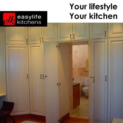 Although the name says Kitchens Easylife Kitchens George also manufacture and install cupboards for the entire home. Contact us for a free consultation at our George Showroom. #designercupboards #lifestyle #kitchencupboards