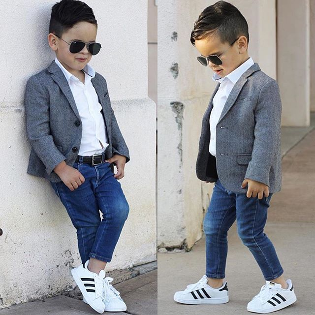 Boys Dress Suits. A special occasion calling for a dressed-up attire? Swap out your hoodies and jeans for boys' dress worldofweapons.tk tiny tots and toddlers to little boys and beyond, check out spiffy suits to create sharp looks for your little guy.