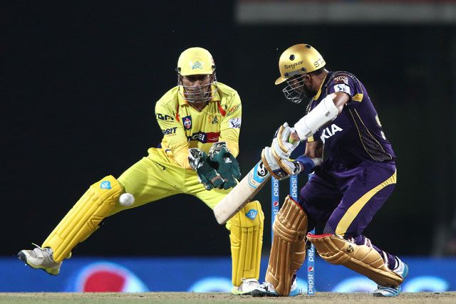Chennai Super Kings Crush Kolkata Knight Riders by 34 Runs in Rain-Curtailed Game