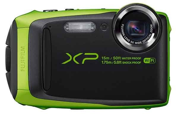 Fujifilm FinePix XP90 - Lime