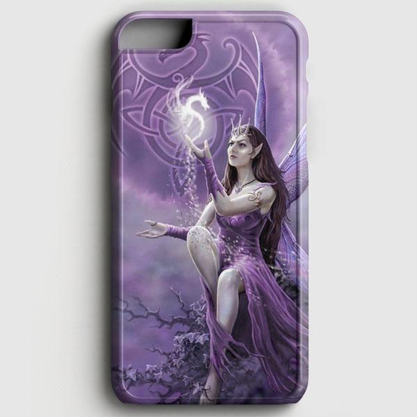 Celine Blue Design iPhone 7 Case   casescraft