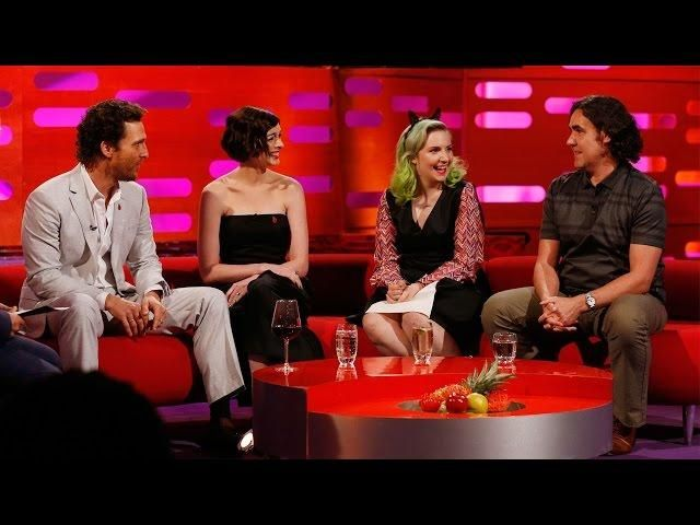 News Micky Flanagan's wife's monkey feet - The Graham Norton Show: Series 16 Episode 6 - BBC One [ad_1] Programme website: http://www.bbc.co.uk/grahamnortonshow Micky Flanagan jokes about telling his wife she has monkey feet in an argument. [ad_... http://showbizlikes.com/micky-flanagans-wifes-monkey-feet-the-graham-norton-show-series-16-episode-6-bbc-one-2/