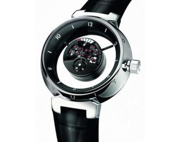 Tambour Mysterieuse Louis Vuitton