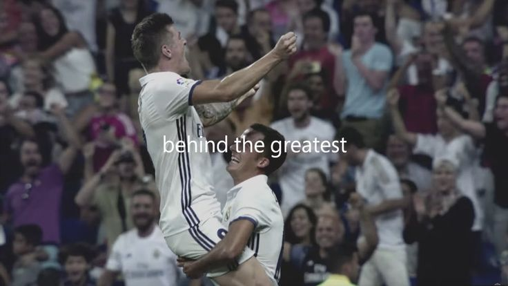 Real Madrid  Discover how Microsoft technology helps Real Madrid to keep making history