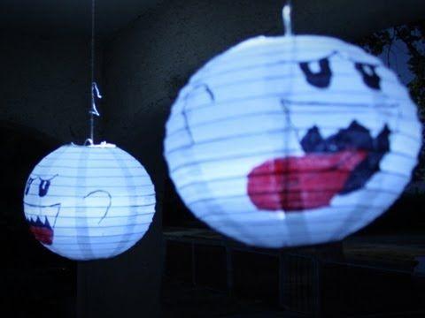 DIY Boo Lanterns!