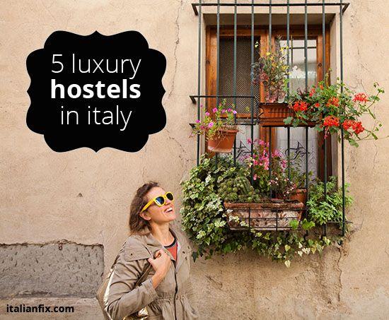 best hostels in europe italy