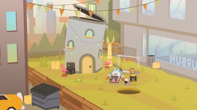 Image result for donut county game