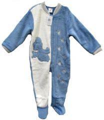 Pijama manta de rizo polar una pieza con cremallera completa - Pijamas y Peleles - Mundo Kiriko