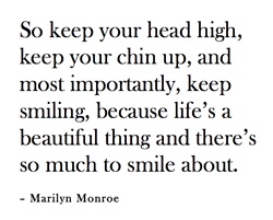 smile: Positive Incourag