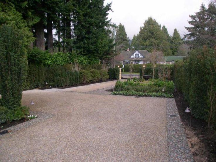 48 best driveway images on pinterest | driveway ideas, concrete ... - Driveway Patio Ideas