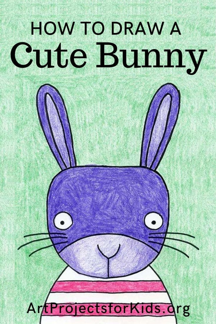Animal Art Drawings For Kids