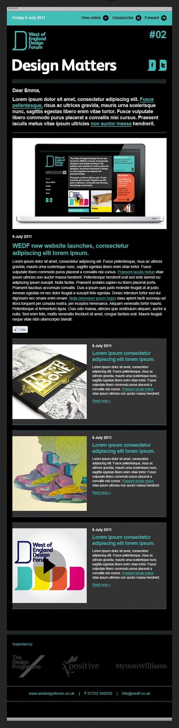 8 best Email design images on Pinterest | Email design, Email ...