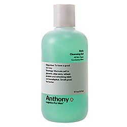 Anthony Logistics For Men Body Cleansing Gel - Eucalyptus/Mint (Quantity of 2) . $79.50