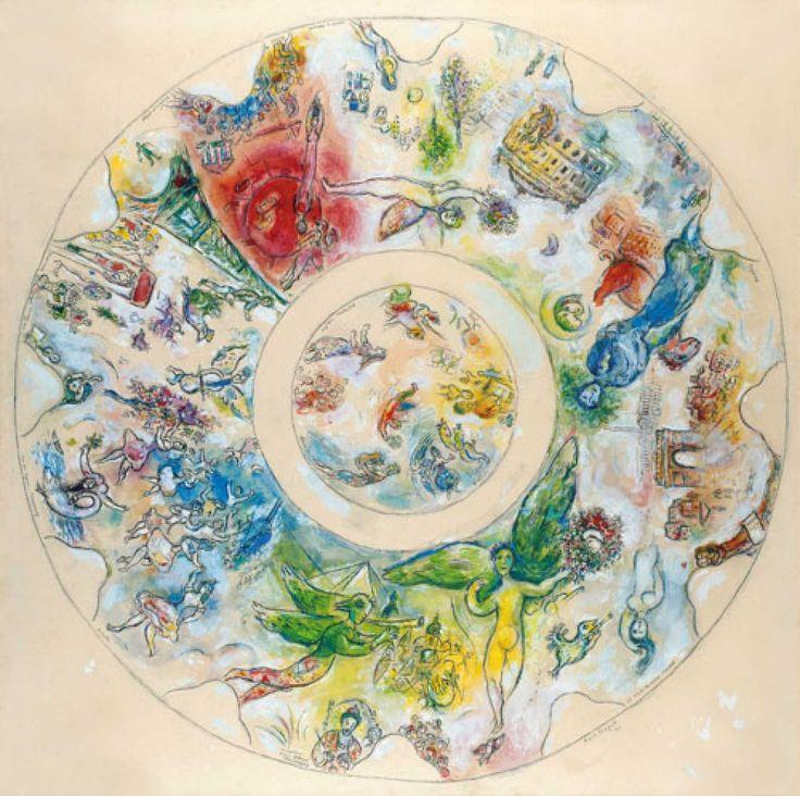 © Chagall ® SABAM Belgium 2015