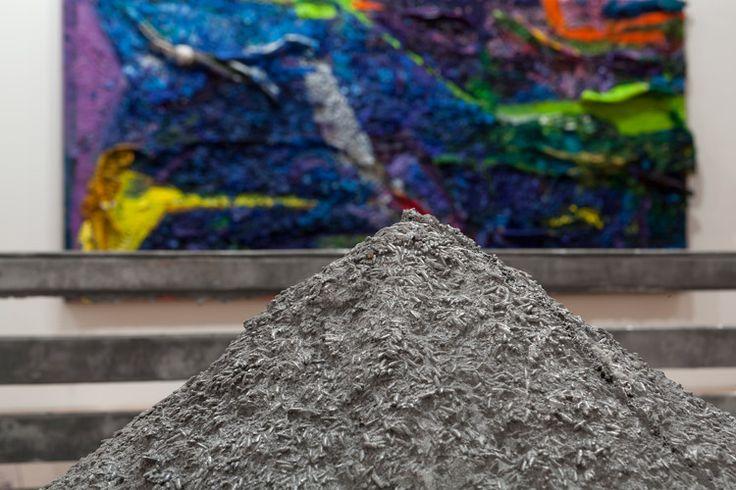 Nuno Ramos - Site do Artista Nuno Ramos - www.nunoramos.com.br Ensaio sobre a dádiva - 2015. Exposição Estação Pinacoteca de São Paulo. Img. 14