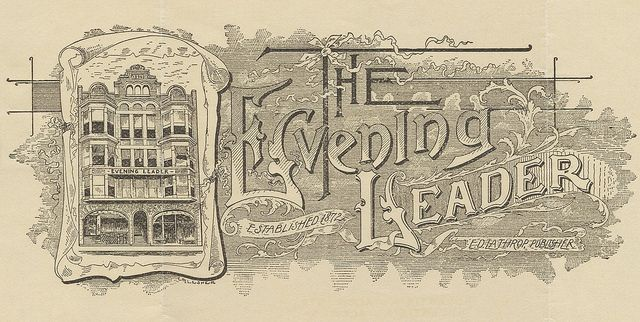 Evening Leader Book + Mercantile Printing (Carbondale, Pennsylvania) 1908 aa by peacay, via Flickr1908 Aa, Architecture Stationery, Vintage Photos, Stationery Vignettes, Leader Book, Blog, Vintage Industrial, Mercantile Prints, Prints Carbondale