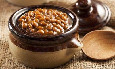 Ricette con i Fagioli: Zuppa di Fagioli