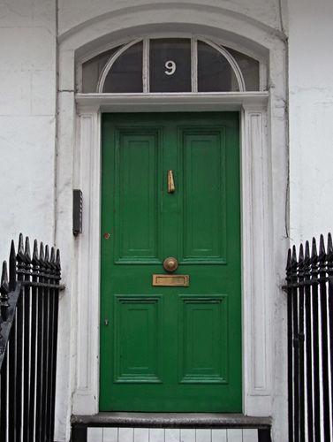 Best 25 green doors ideas on pinterest blue doors for 10 best front door colors
