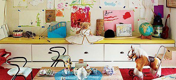 Kid's krafts...decorate them don't throw them away by Kapokaki Eleanna  Interior architect