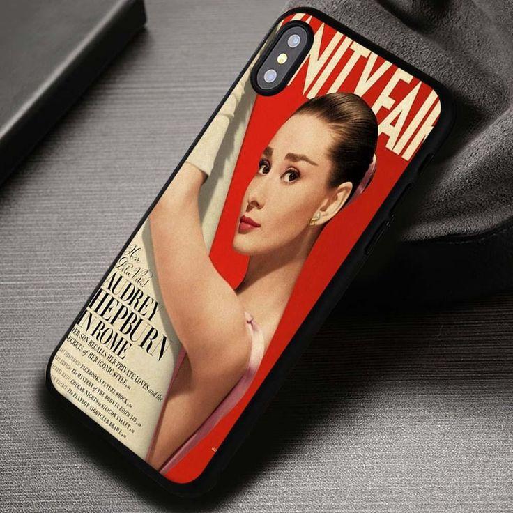 Vintage Magz Audrey Hepburn - iPhone X 8  7 6s SE Cases & Covers #movie #audreyhepburn #iphonecase #phonecase #phonecover #iphone7case #iphone7 #iphone6case #iphone6 #iphone5 #iphone5case #iphone4 #iphone4case #iphone8case #iphoneXcase #iphone8plus