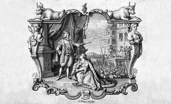 The execution of nobleman Torben Oxe, perhaps falsely convicted for killing the king's mistress Dyveke by a court of mainly freeholding peasants and permanently creating af conflict between king Christian II and on the other side the nobility and the leading men of the National Council (Rigsrådet). Probably the reason for the king's forced abdication in 1523.