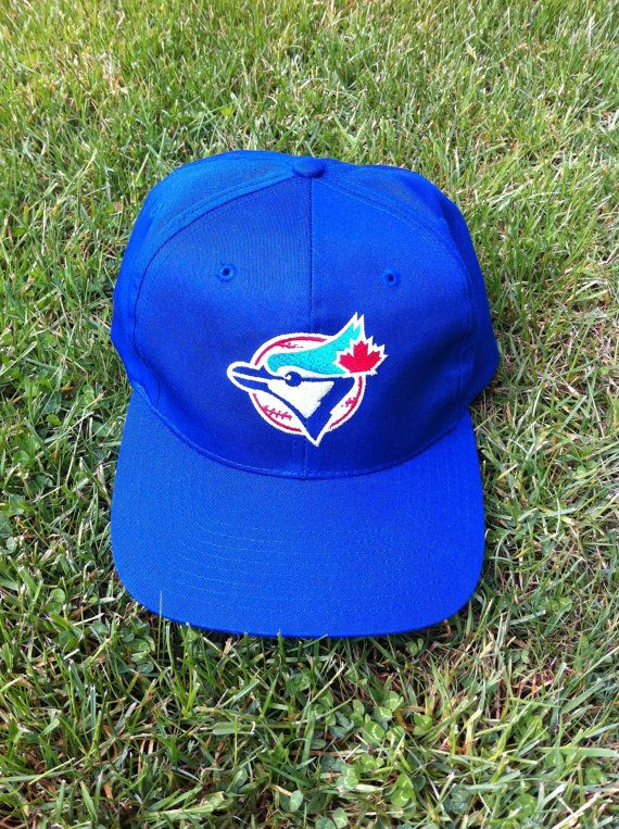 TORONTO BLUE JAYS Vintage Snapback Cap Hat Twins by ClarksScoop, $25.00