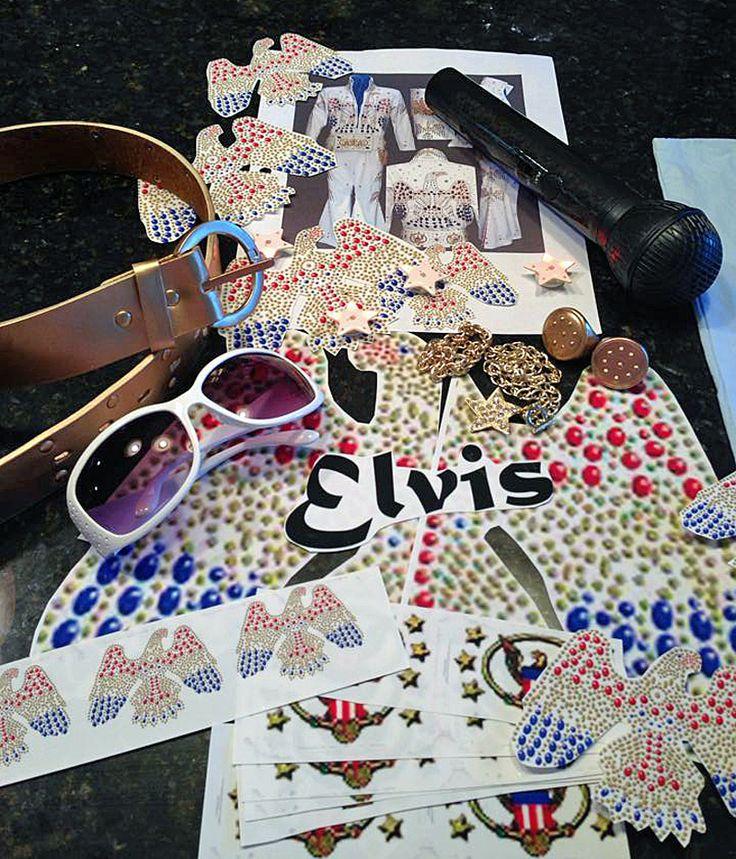 Best 25+ Elvis Costume Ideas On Pinterest
