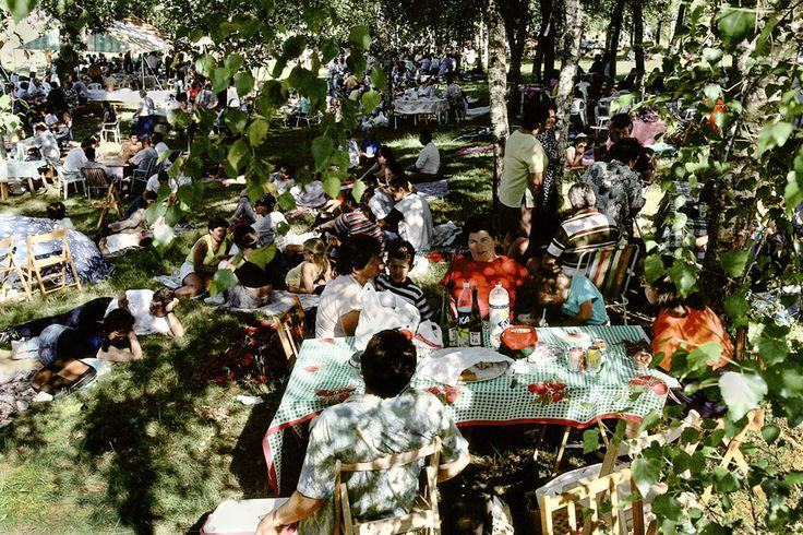 Extremadura, Espagne, 1998 - Harry Gruyaert