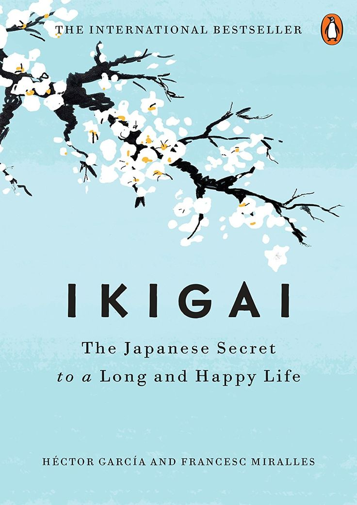 Ikigai: The Japanese Secret to a Long and Happy Life eBook: Héctor García, Francesc Miralles: Amazon.de: Kindle-Shop