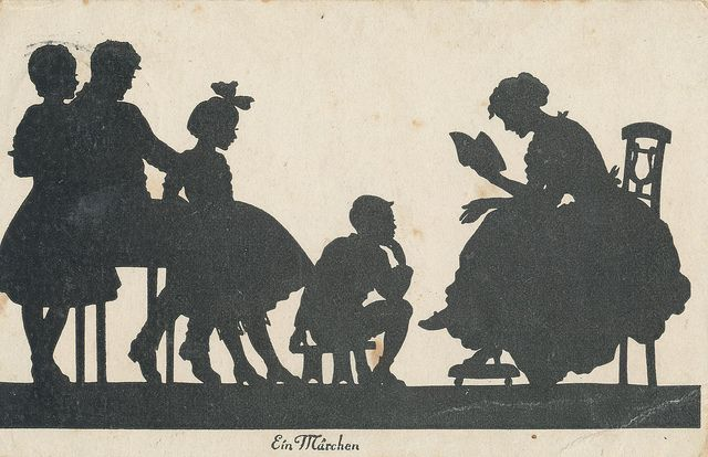 """Ein Märchen"" (The Fairy Tale), artist unknown, circa 1900"