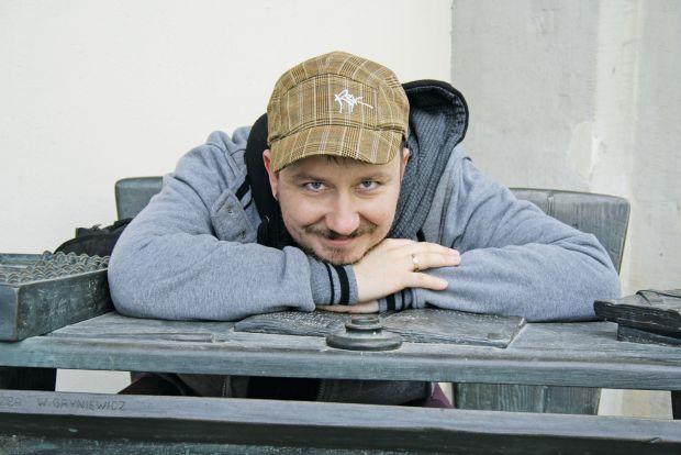 Kamil Świątkowski, autor Copydaddy.blogspot.com