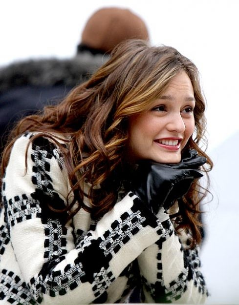Leighton Meister... I love her highlights and hairstyle