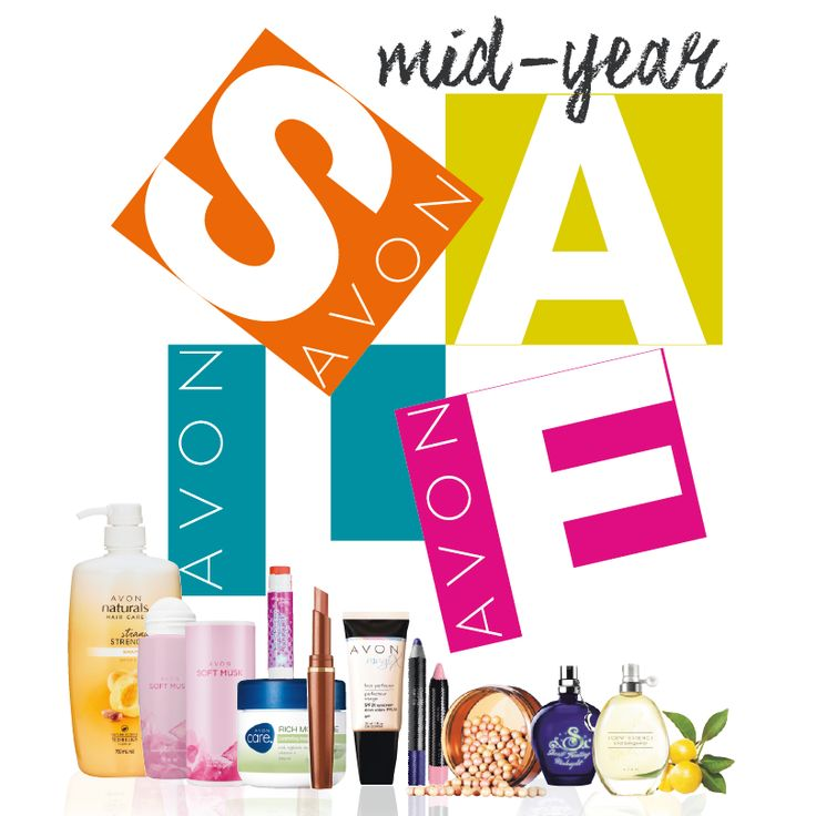 It's that time of the year again! Shop your favourites in our annual Mid-Year Sale. Brochure 13 is online now! https://shop.avon.com.au/store/kellylakeman