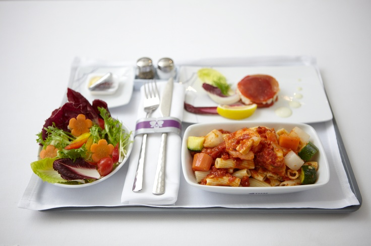 47 best in flight meal images on pinterest meal meals for Air thai cuisine