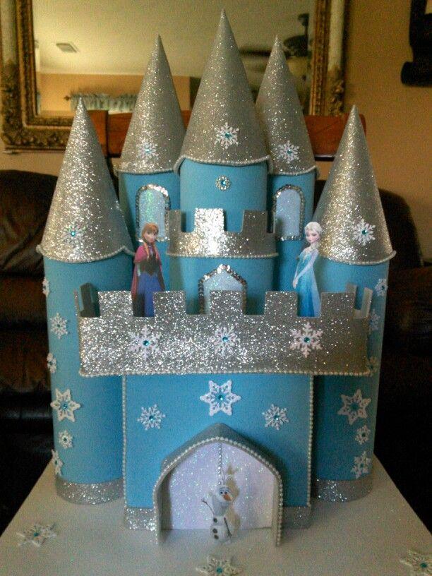 Castillo de frozen