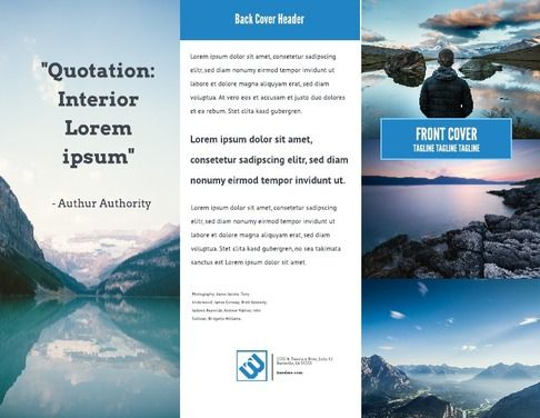 brochure templates free online - 25 best ideas about online brochure maker on pinterest