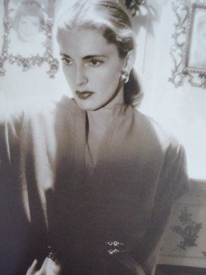 "Slim Keith - The original ""California GIrl"" - known for her wit and style"