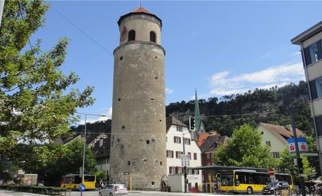 Katzenturm, Feldkirch