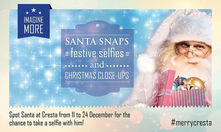 #SantaSelfies #Santa #Selfies #Festive #Snaps
