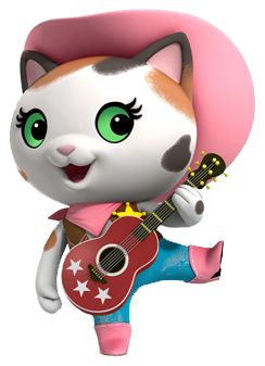 Sheriff Callie ... You are currently obsessed with sheriff callie! It's adorable :)