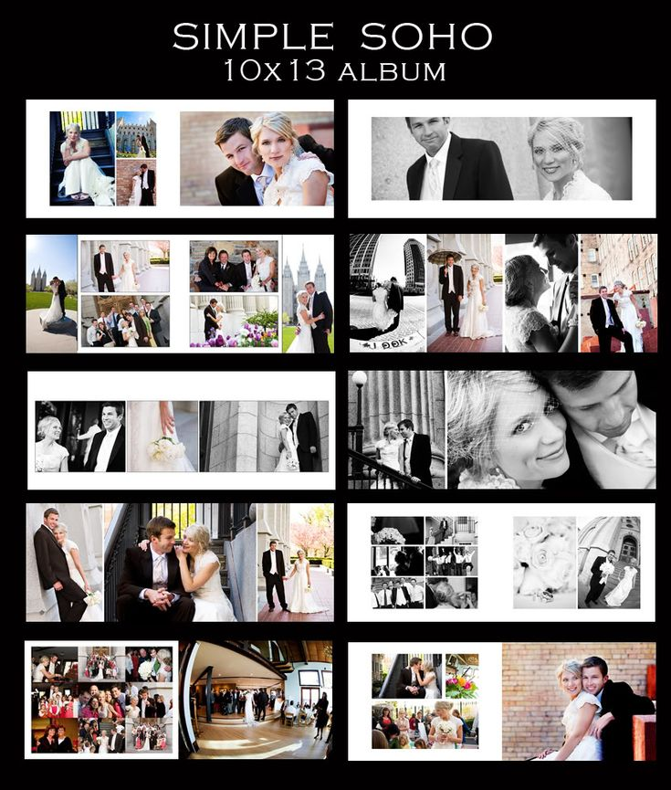 For all you wedding photographers you know that designing albums is a LONG process, so this book template can make your life a whole lot easier. I just started printing my wedding albums with Renaissance Album company and this is one of their flushmount albums that is sure to impress. You can print…