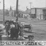 Main Street Lachute 1906
